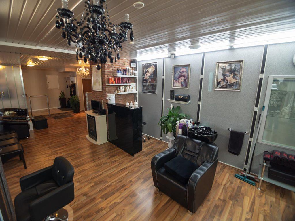 Haarstudio Barock Salon Kasse
