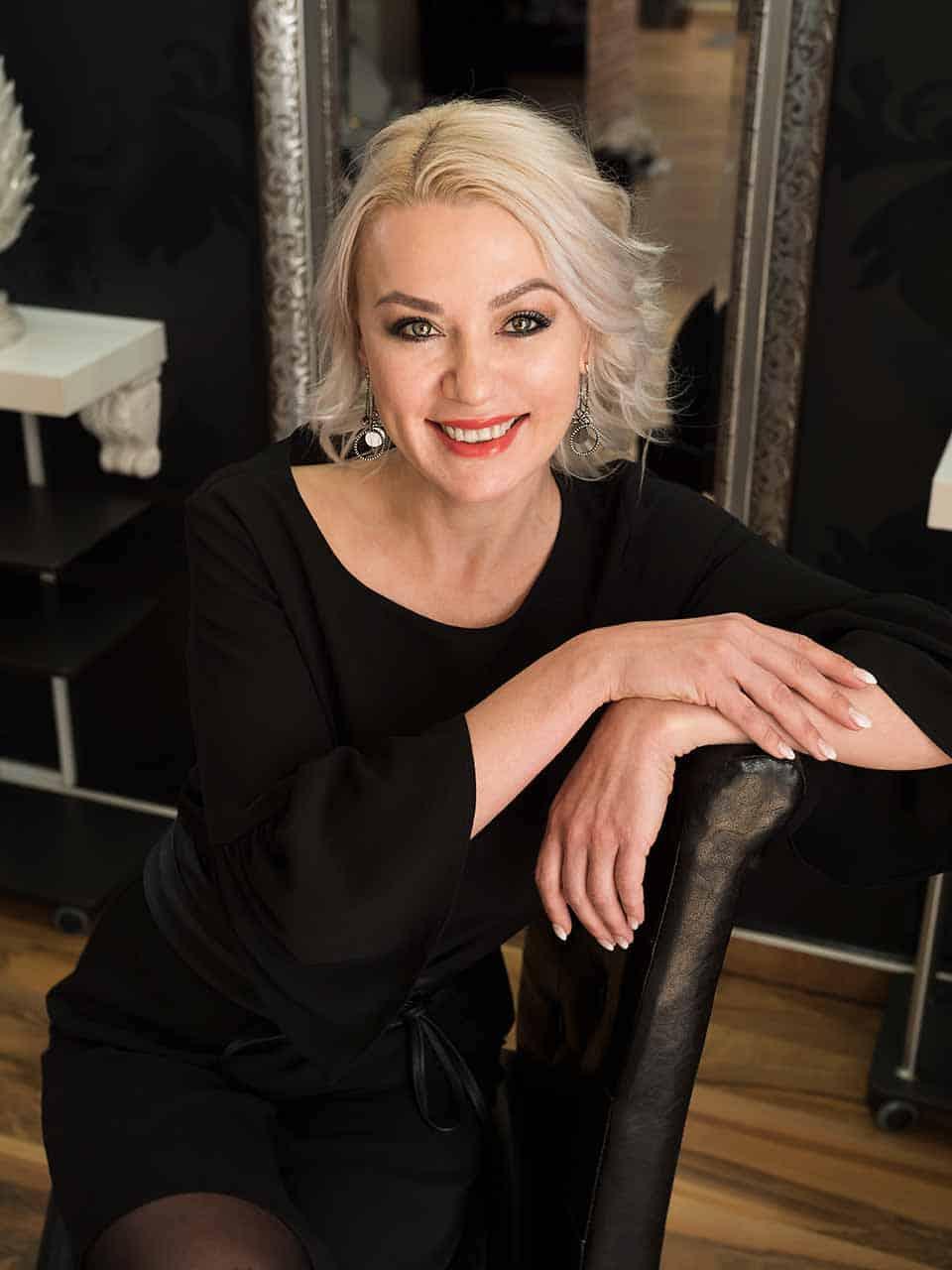 Haarstudio Barock Team Ella Diesendorf Einzelfoto