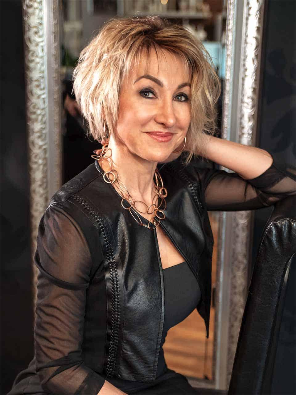 Haarstudio Barock Team Helena Martens Einzelfoto