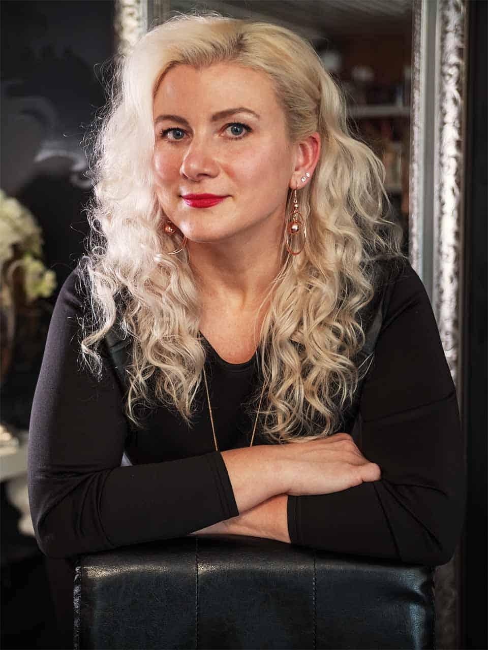 Haarstudio Barock Team Olga Beitelspacher Einzelfoto